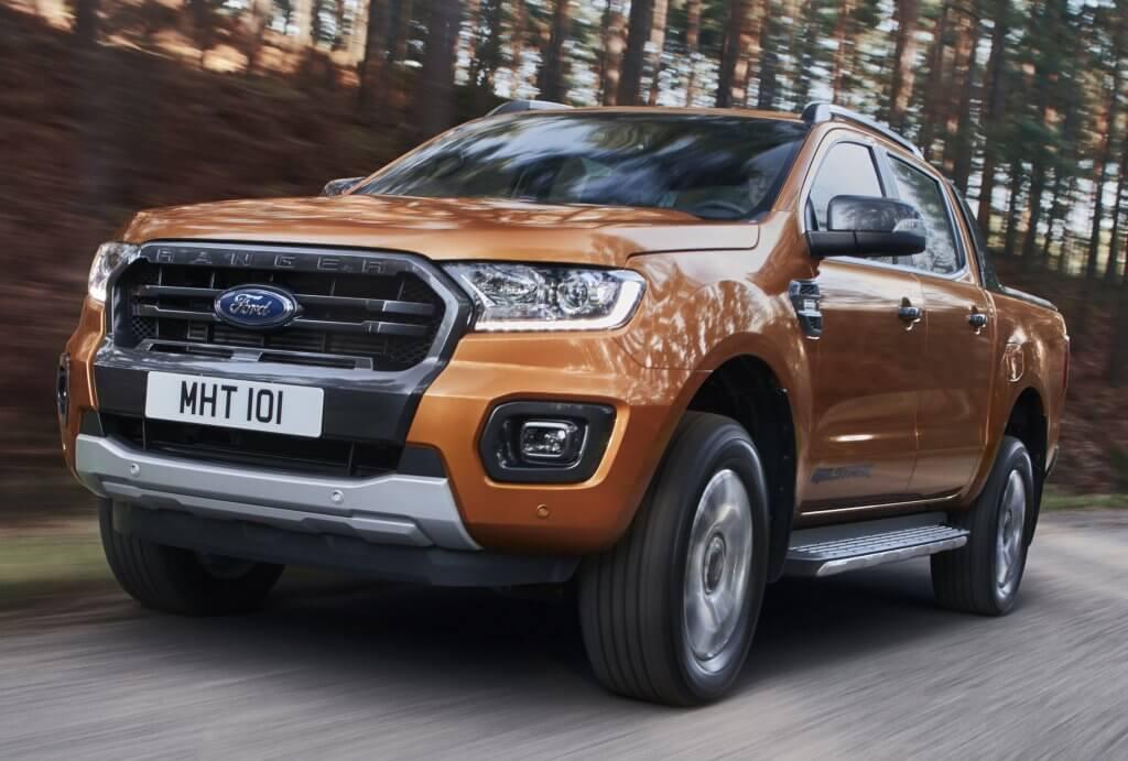 Ford Ranger 2019, leve actualización y llegada del Raptor a Europa