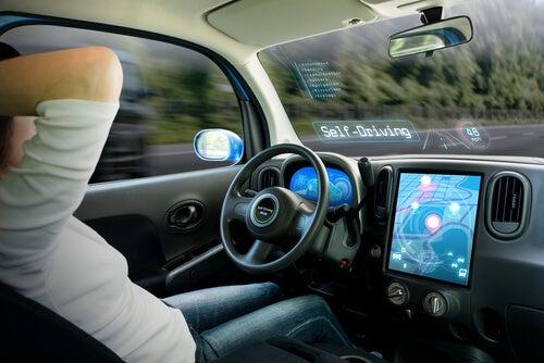 Futuro coche autónomo
