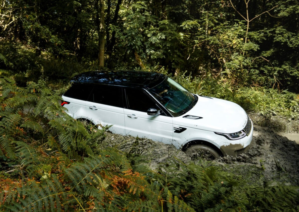 perfil land rover range rover sport phev 2018