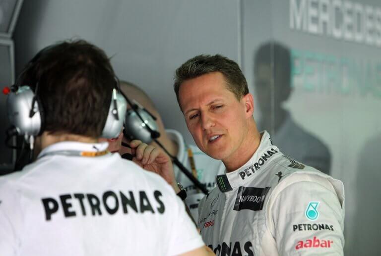 Las dos caras de la ambición de Michael Schumacher