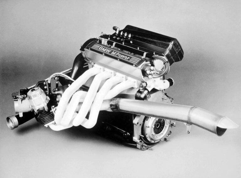 El motor más potente de la F1 solo tenía 1,5 litros y 4 cilindros