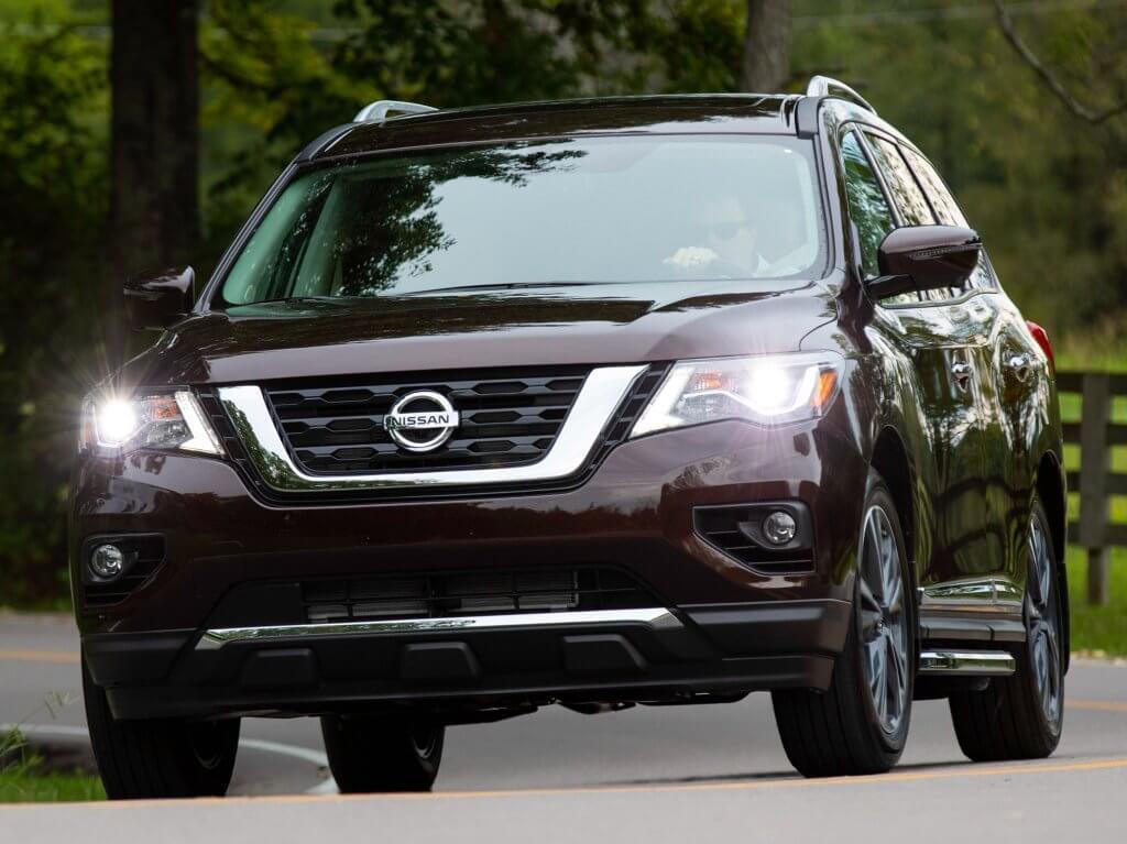 El poder del Nissan Pathfinder
