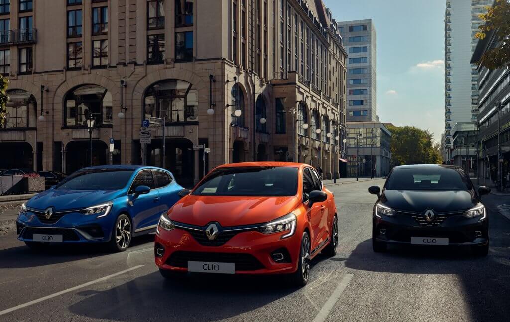 Nuevo Renault Clio 2019, completamente nuevo aunque no lo parezca