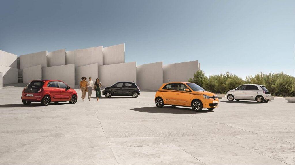 Renault Twingo 2019, ligera puesta al día para el pequeño francés