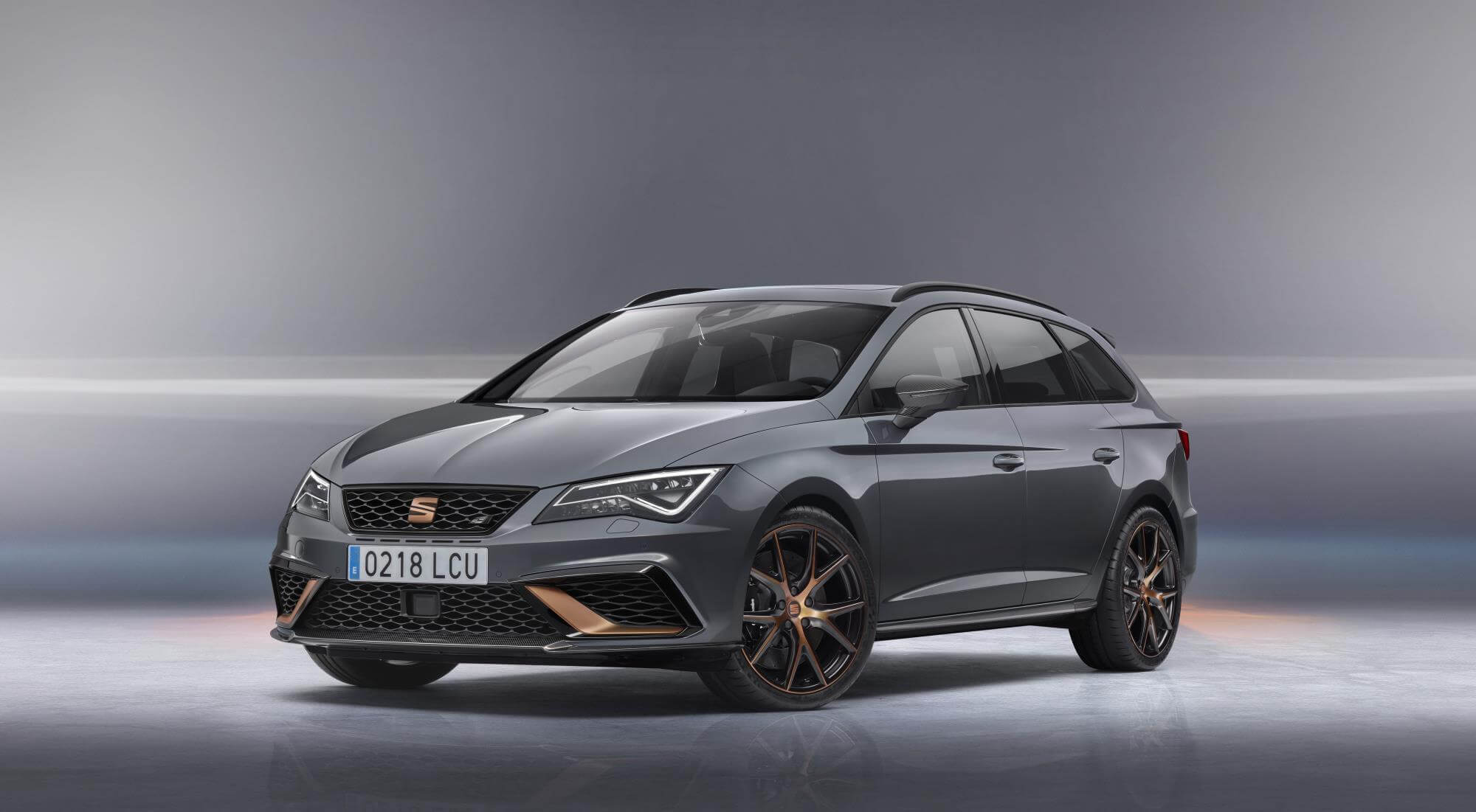 SEAT Leon ST CUPRA R: exclusivo familiar de 300 CV y 4×4