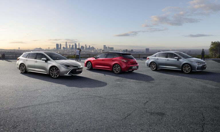 Toyota Corolla 2019, el relevo del Auris
