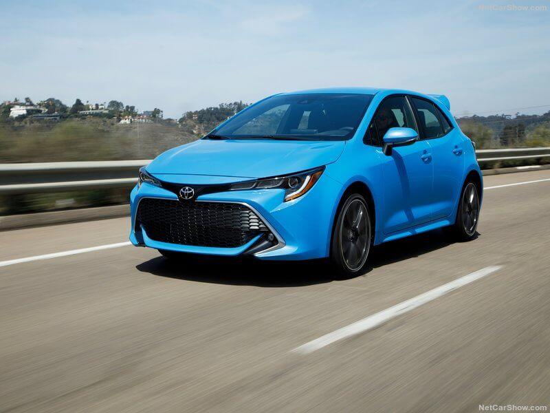 Toyota Corolla 2019.