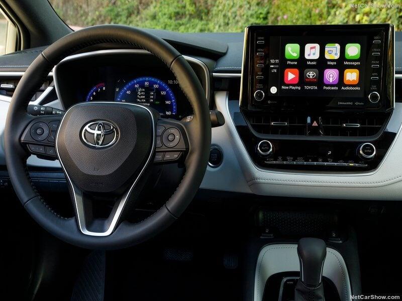 Nuevo Toyota Corolla 2019.