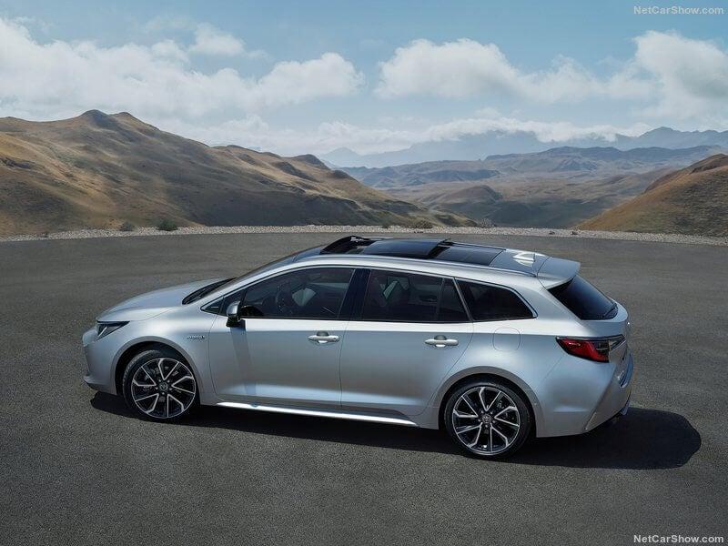 Nuevo Toyota Corolla Touring Sport 2019.