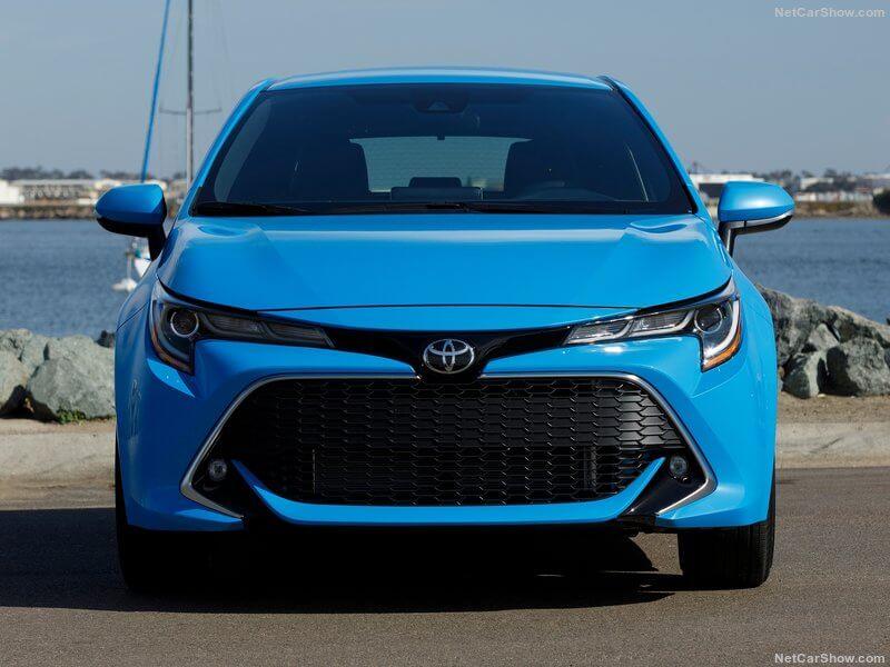 Toyota Corolla 2019, más agresivo que antes.