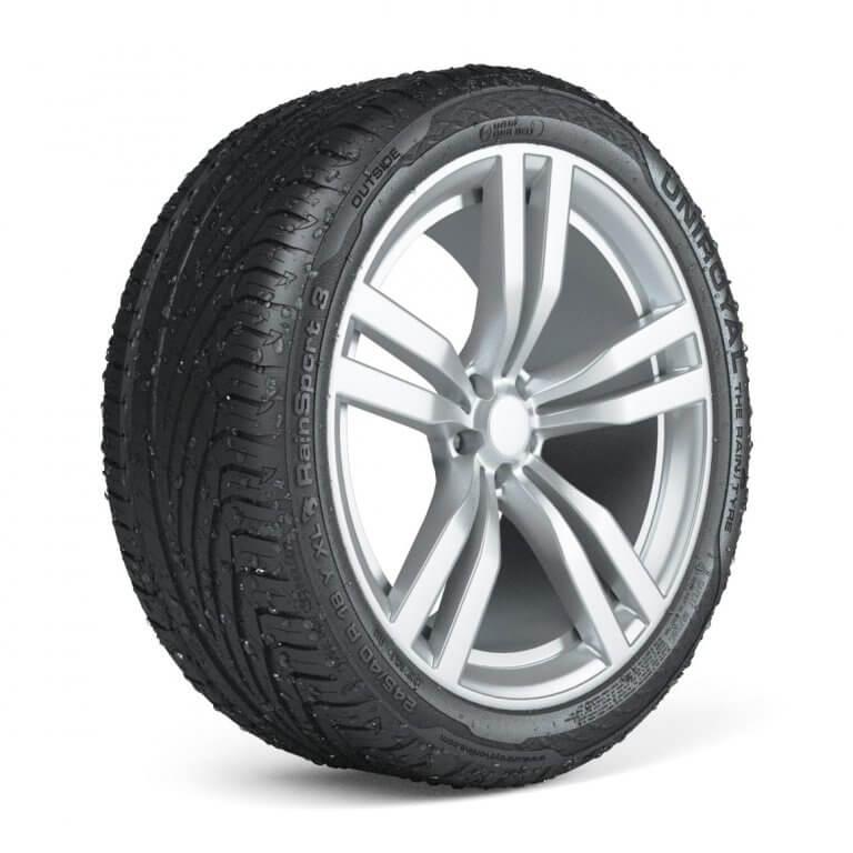 Uniroyal RainSport 3, test de los mejores neumáticos para evitar aquaplaning