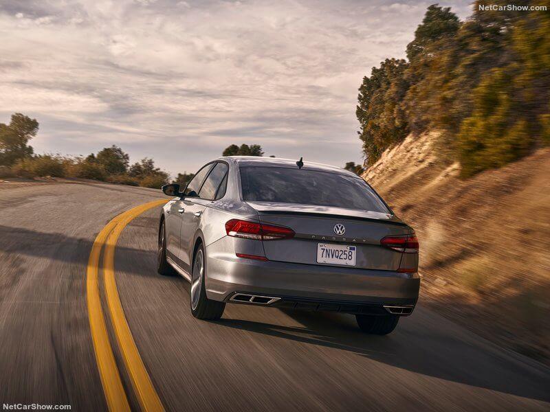 Volkswagen Passat, más deportivo.