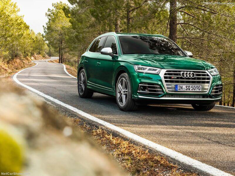 Audi SQ5 TDI.