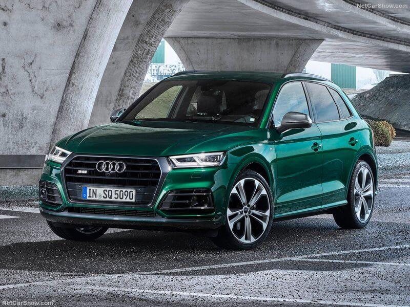 Audi SQ5 TDI, el diésel contraataca