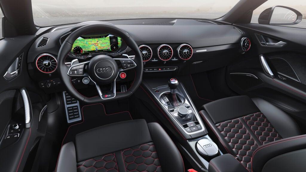 Nuevo Audi TT RS.
