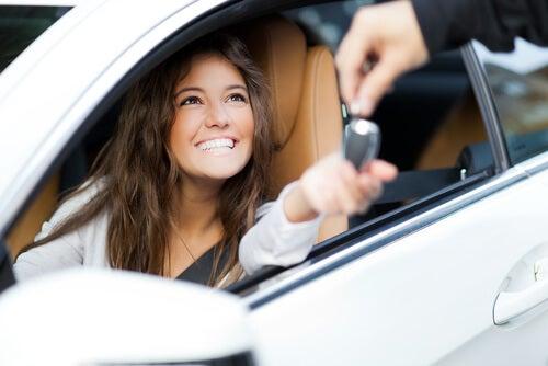 Consejos para un coche recién comprado