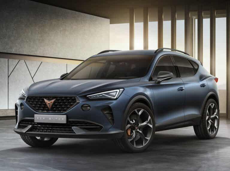 Cupra Formentor, el SUV exclusivo de Cupra es híbrido y deportivo