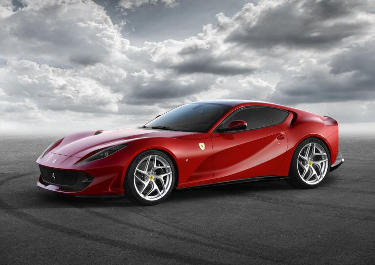 Ferrari 812 Superfast, el súmmum del motor V12 atmosférico