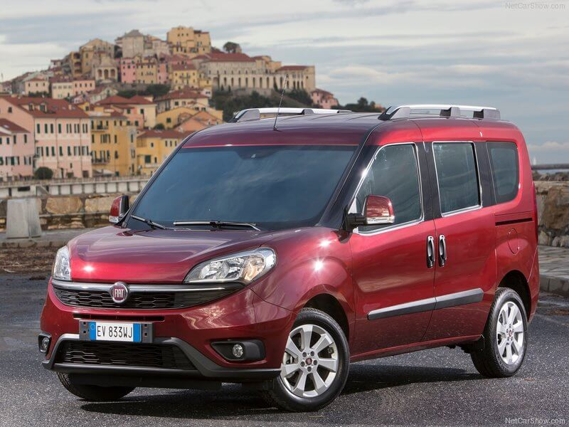 Fiat Dobló, fiel compañero de trabajo