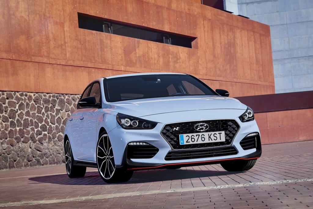 Hyundai i30 Fastback N: potencia, deportividad y elegancia