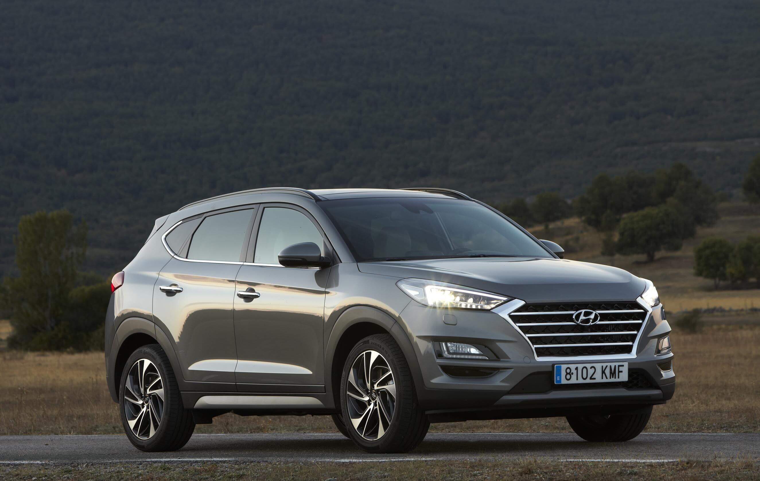Hyundai Tucson 2019, disponible con un diésel Mild Hybrid
