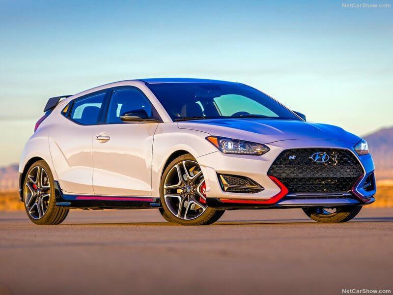 Hyundai Veloster N, potencia y originalidad