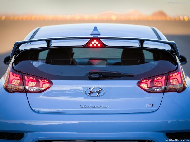 Hyundai Veloster N.