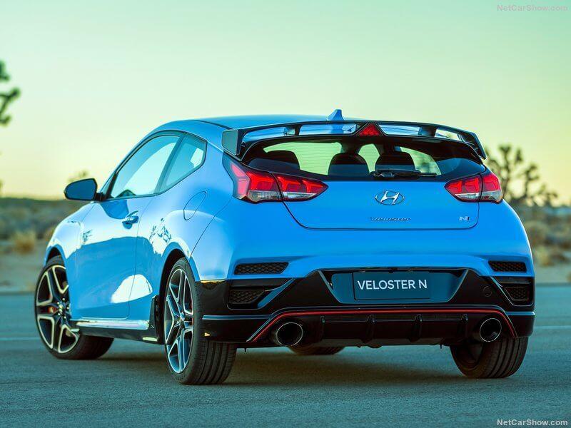 Nuevo Hyundai Veloster N.