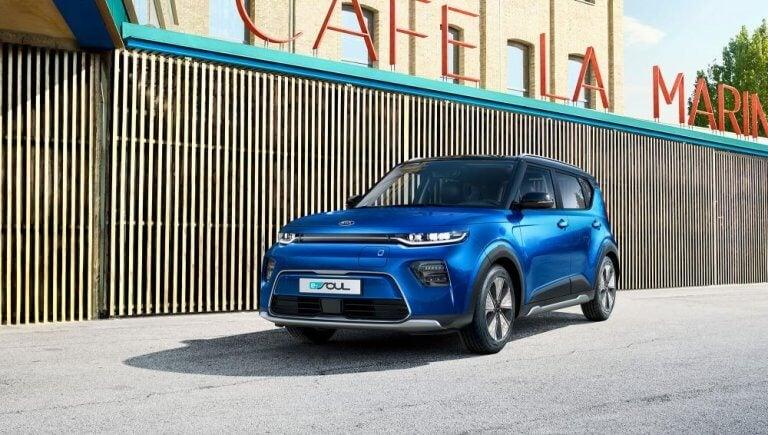 El nuevo Kia e-Soul alcanza una autonomía eléctrica de 452 km