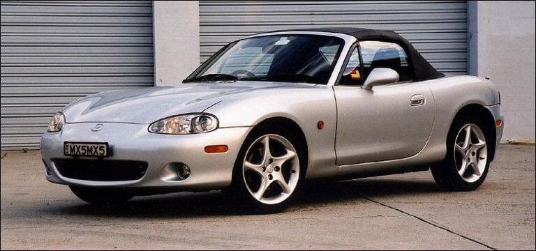 Mazda MX-5 SP Turbo, el Miata 'de serie' más potente
