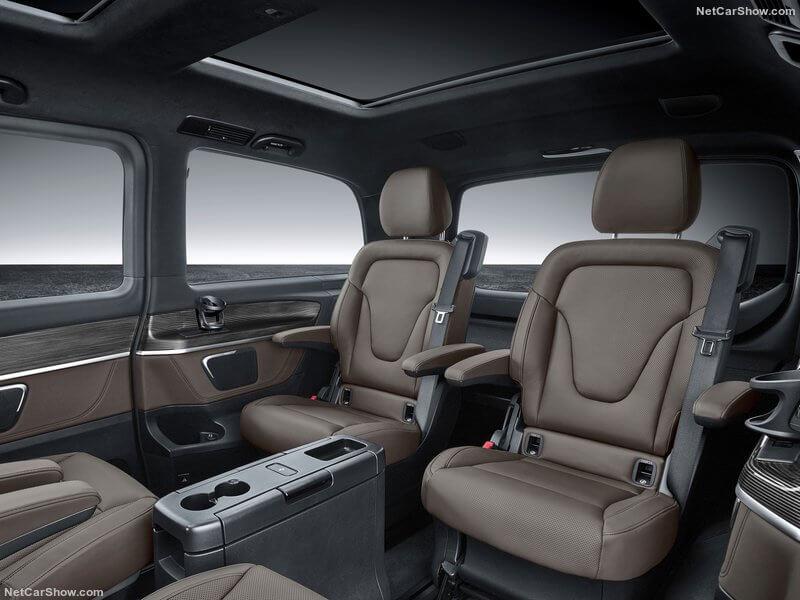 Mercedes Benz Clase V 2019