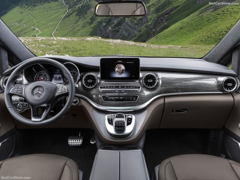 Mercedes Benz Clase V 2019.