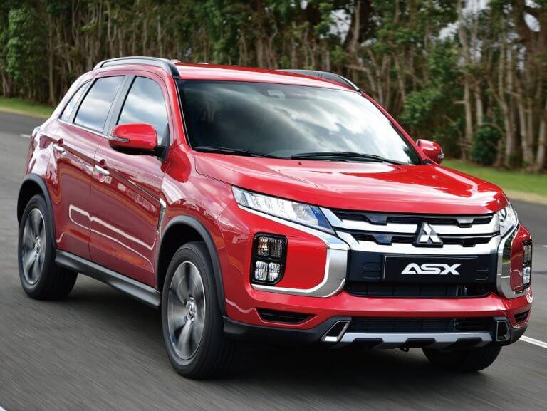 Mitsubishi ASX 2019, un nuevo restyling para el SUV de los diamantes