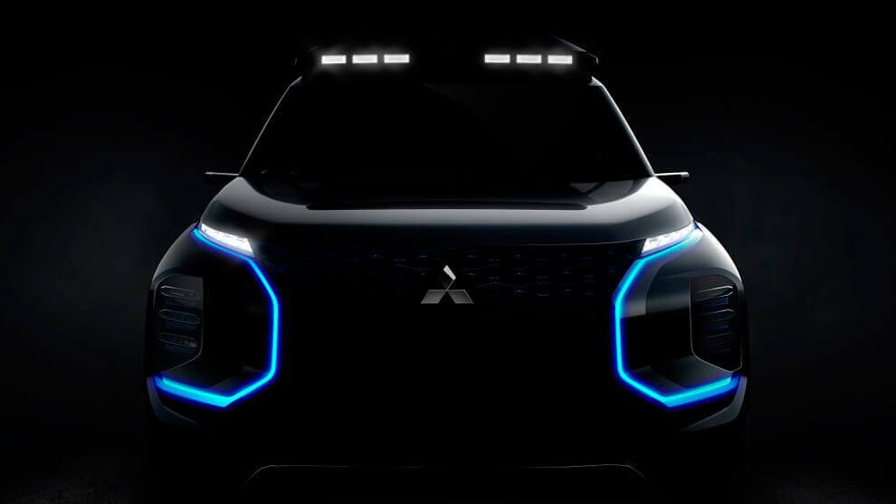 Mitsubishi Engelberg Tourer: SUV eléctrico