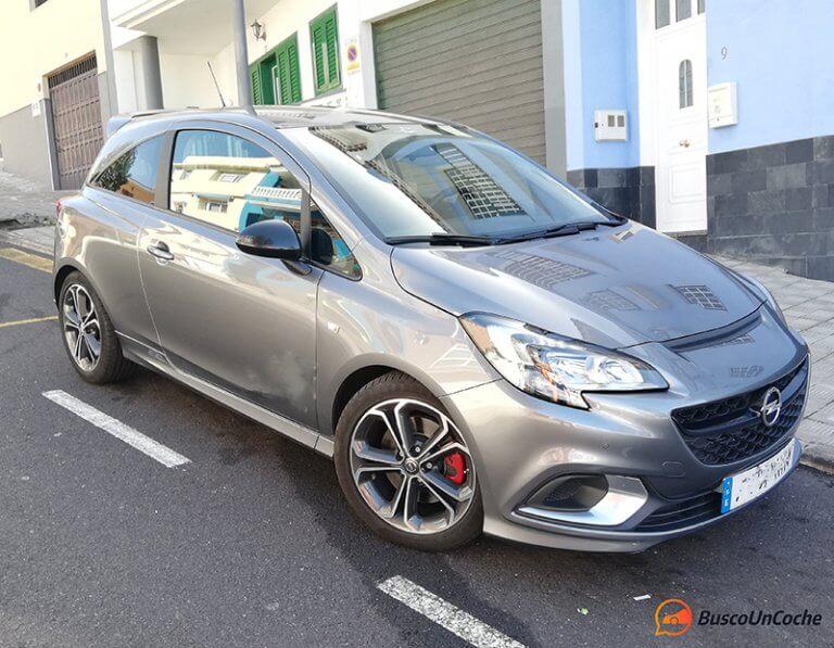 Prueba del Opel Corsa GSi: casi un GTI