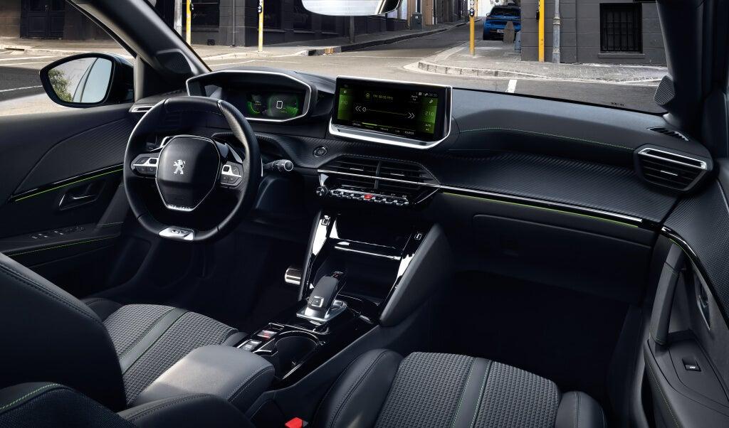 Nuevo Peugeot 208 2019: interior.