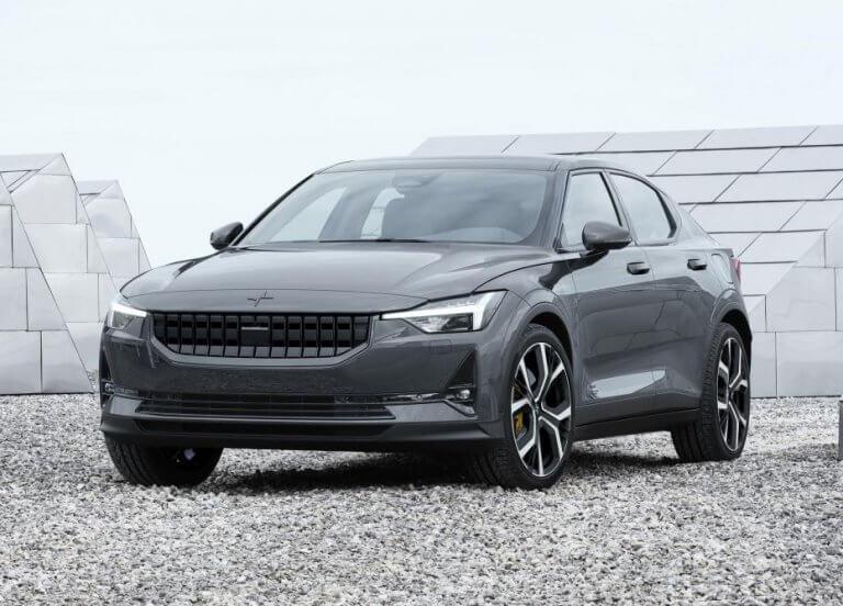 Polestar 2, la ofensiva eléctrica de Volvo contra el Tesla Model 3