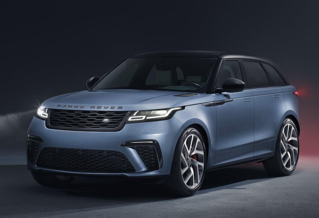 Range Rover Velar SVAutobiography, 550 CV para el tope de gama