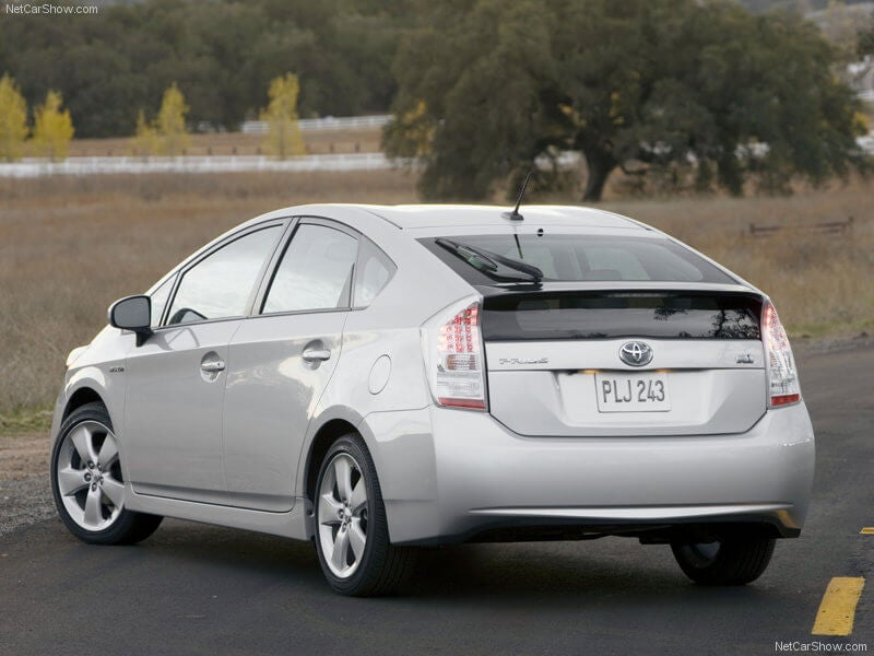 Toyota Prius 2012.