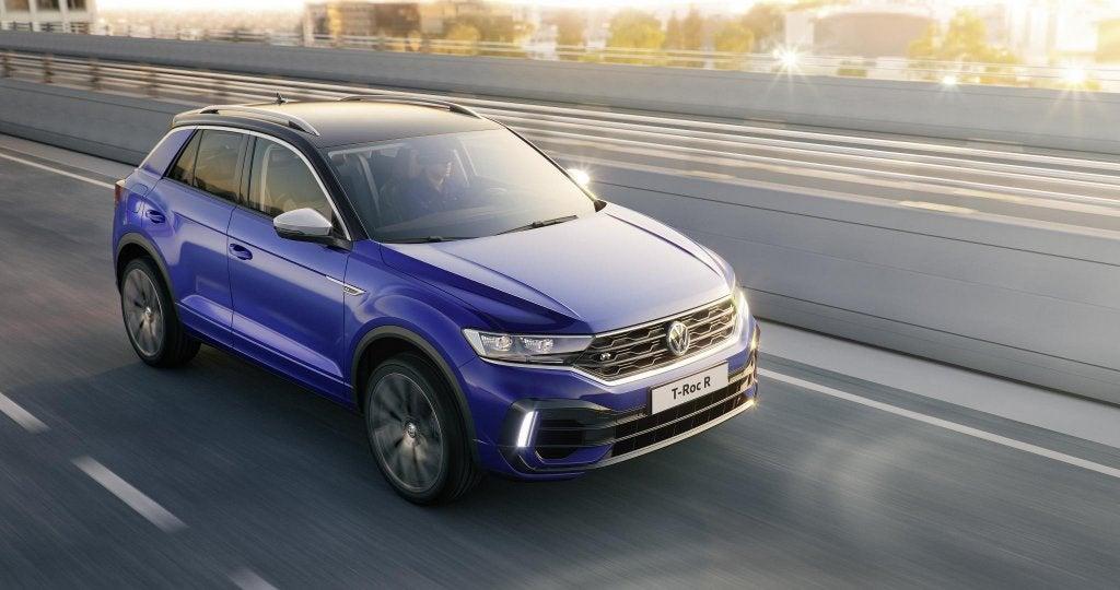 Volkswagen T-Roc R, un potente SUV deportivo de tracción integral