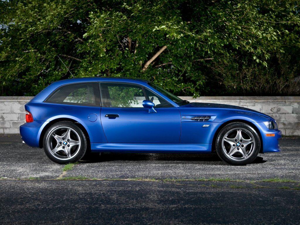 BMW Z3 Coupé, una 'rara avis' muy especial
