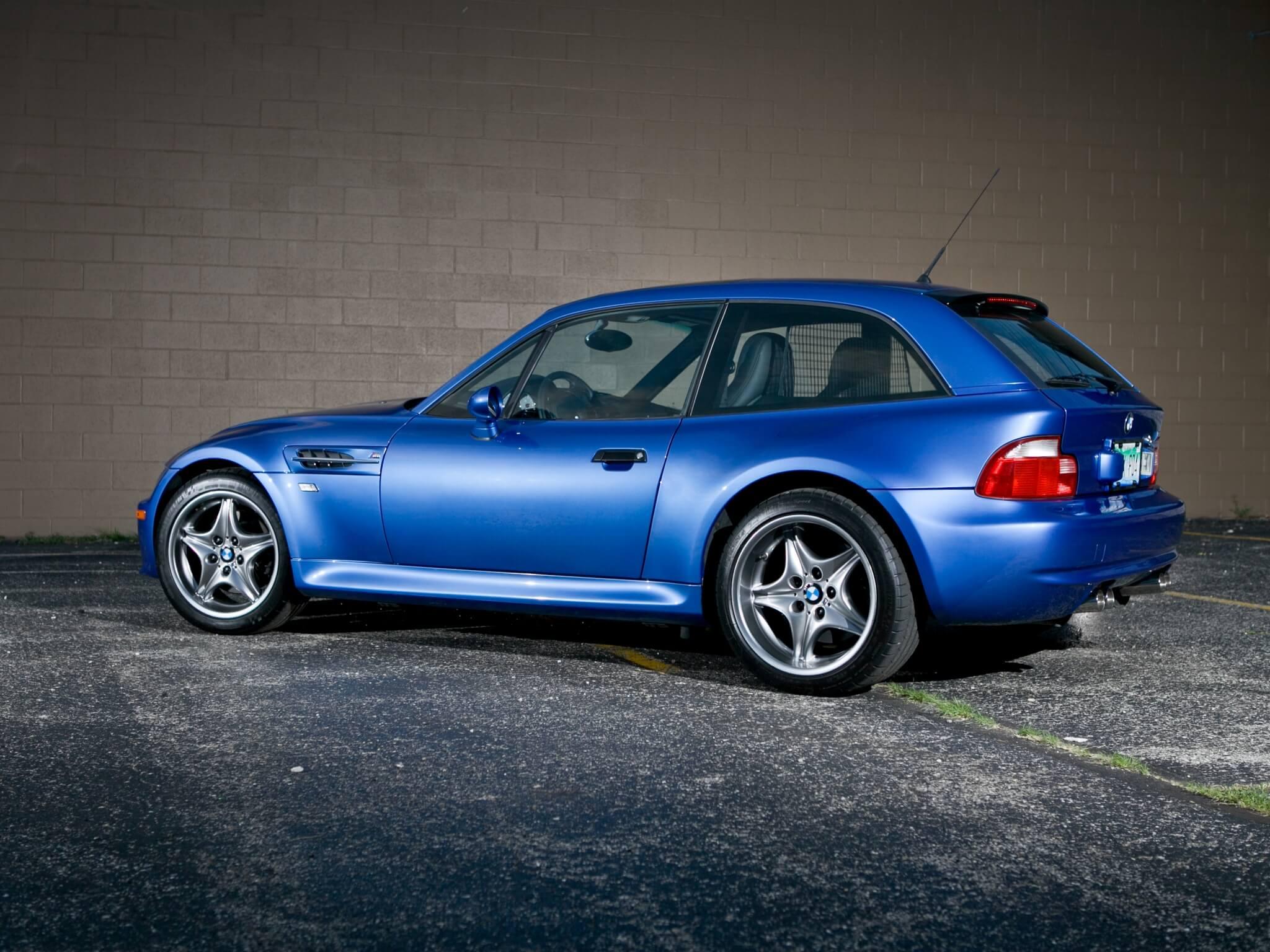 BMW Z3 Coupé: zaga
