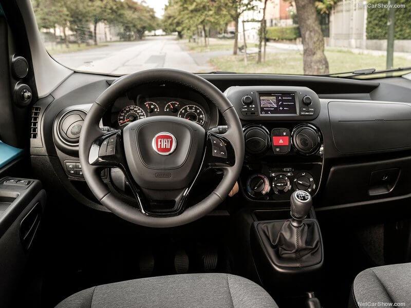 Fiat Qubo 2017.
