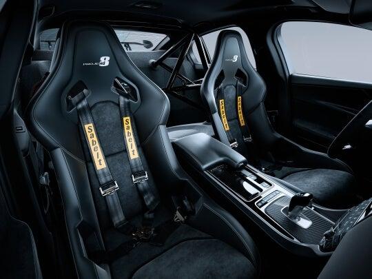 Jaguar XE SV Project 8: interior