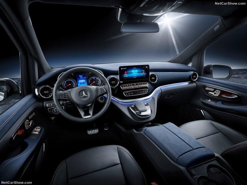 Mercedes EQV.