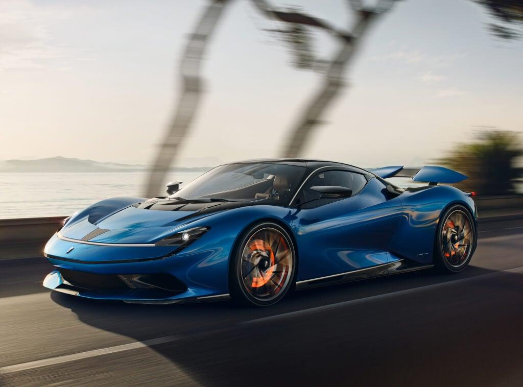 Pininfarina Battista, el hiperdeportivo eléctrico con un toque Ferrari
