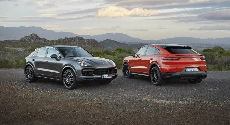Porsche Cayenne Coupé: no basta con un potente SUV de lujo