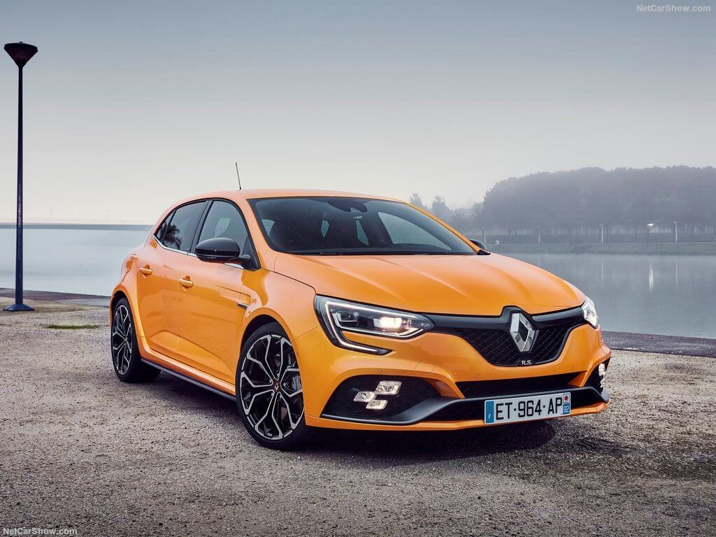 Renault Megane RS, apriétate el cinturón