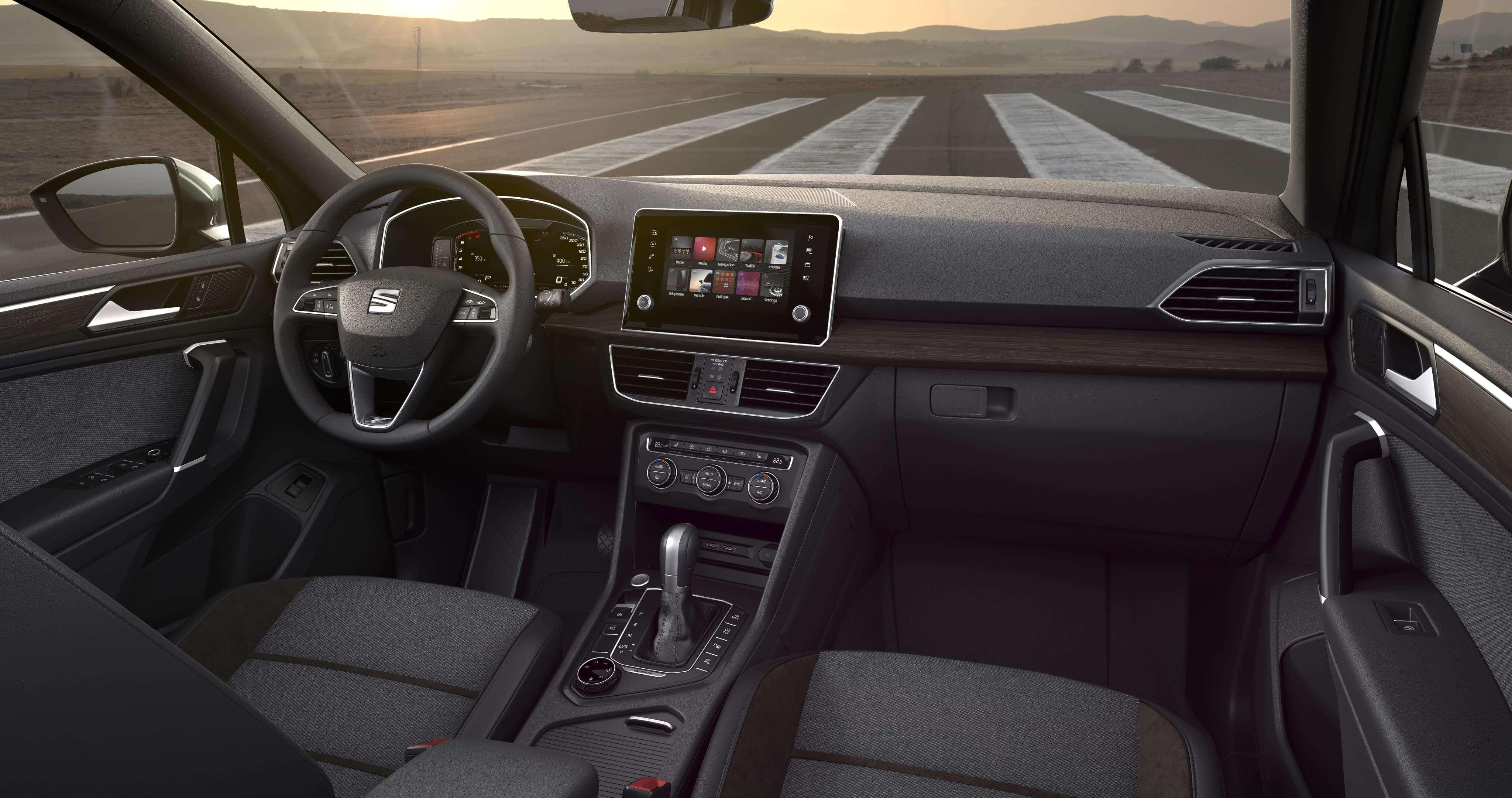 SEAT Tarraco: interior