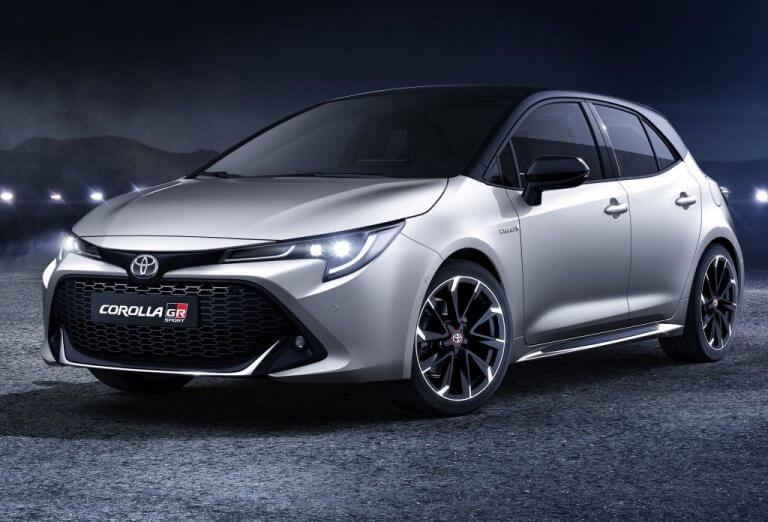 El nuevo Toyota Corolla estrena los acabados Trek y GR Sport